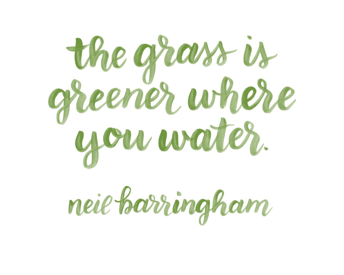 grass-greener-where-you-water8x10green
